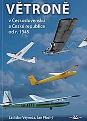 Větroně v Československu a České republice od r.1945