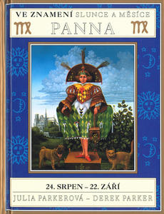 Obrázok Ve znamení slunce a měsíce PANNA   24. srpen - 22. září