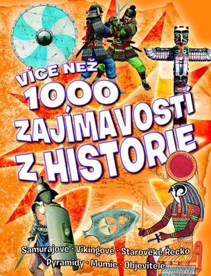 Obrázok Více než 1000 zajímavostí z historie