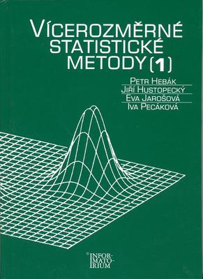 Obrázok Vícerozměrné statistické metody 1