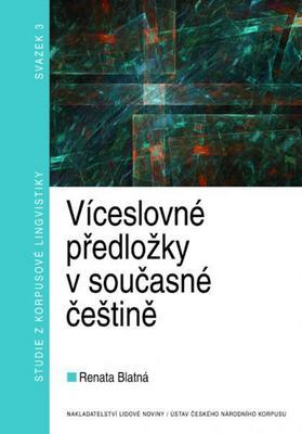 Obrázok Víceslovné předložky v současné češtině