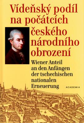 Obrázok Vídeňský podíl na počátcích českého národního obrození