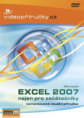 Obrázok Videopříručka Excel 2007 nejen pro začátečníky