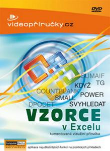 Obrázok Videopříručka Vzorce v Excelu 2007/2010