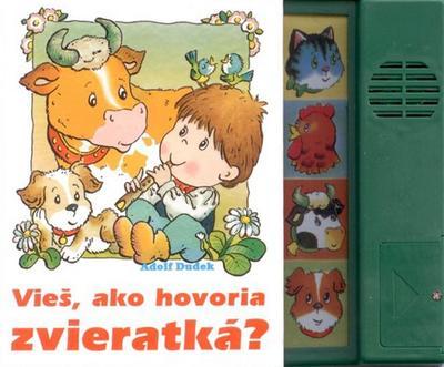 Obrázok Vieš, ako hovoria zvieratká?