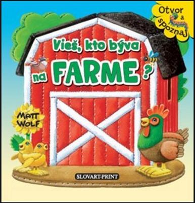 Obrázok Vieš, kto býva na farme?