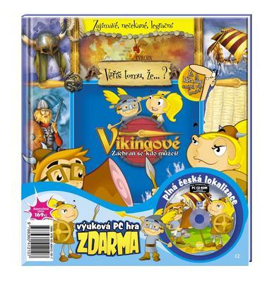 Obrázok Vikingové + CD ROM