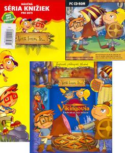 Obrázok Vikingovia + CD ROM