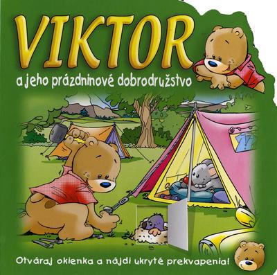Obrázok Viktor a jeho prázdninové dobrodružstvo