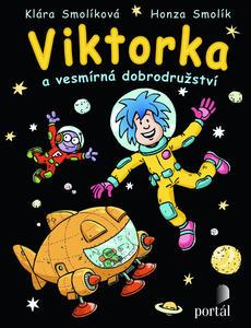 Obrázok Viktorka a vesmírná dobrodružství