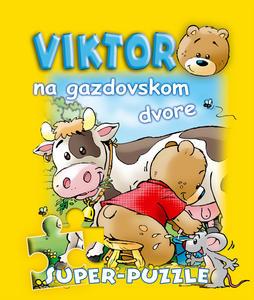 Obrázok Viktor na gazdovskom dvore