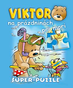 Obrázok Viktor na prázdninách pri mori