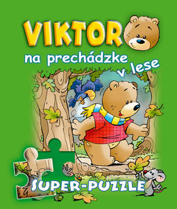 Obrázok Viktor na prechádzke v lese