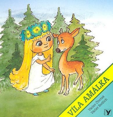 Obrázok Víla Amálka