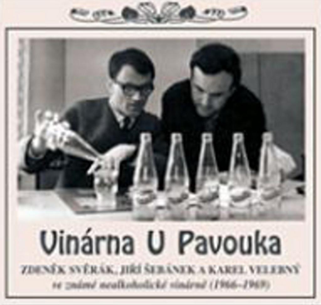 Vinárna u Pavouka - Jiří Šebánek, Zdeněk Svěrák, Karel Velebný