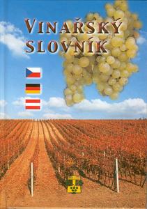Obrázok Vinařský slovník + CD