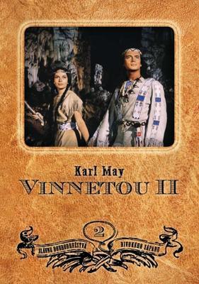 Obrázok Vinnetou 2 + DVD