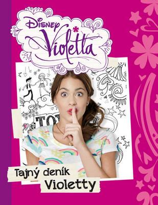 Obrázok Violetta Tajný deník Violetty