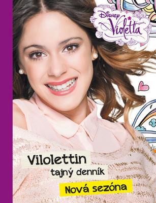 Obrázok Violettin tajný denník Nová sezóna