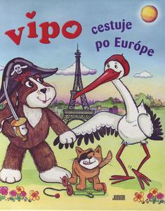 Obrázok Vipo cestuje po Európe