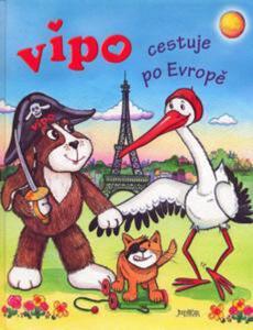 Obrázok Vipo cestuje po Evropě