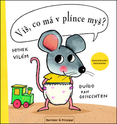 Obrázok Víš, co má v plínce myš?