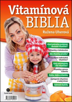 Obrázok Vítamínová biblia
