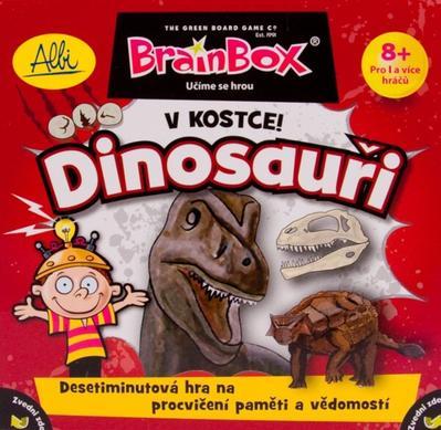 Obrázok V kostce! Dinosauři