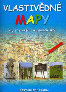 Obrázok Vlastivědné mapy pro 1.stupeň ZŠ