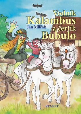 Obrázok Vodník Kalambus a čertík Bubulo