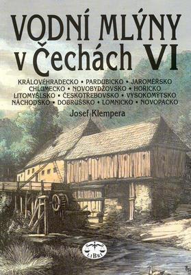 Obrázok Vodní mlýny v Čechách VI.
