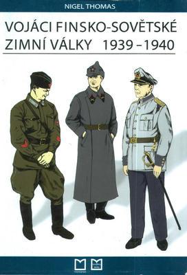 Obrázok Vojáci finsko-sovětské zimní války 1939-1940