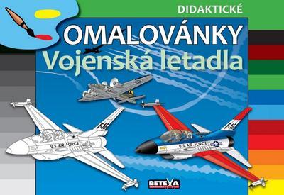 Obrázok Vojenská letadla