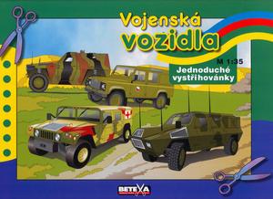 Obrázok Vojenská vozidla