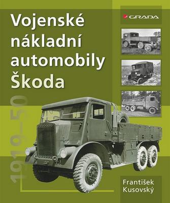 Obrázok Vojenské nákladní automobily Škoda