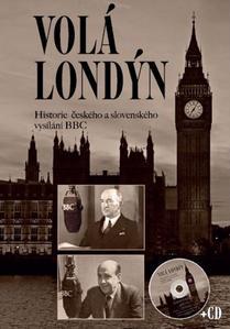 Volá Londýn (+CD)