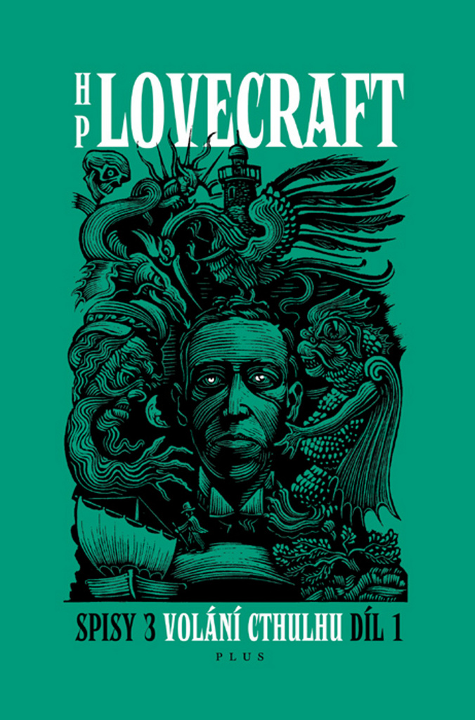 Volání Cthulhu 1.díl - Howard Philip Lovecraft