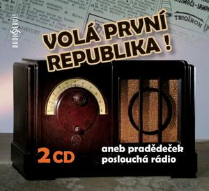 Obrázok Volá první republika!
