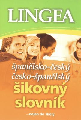 Obrázok Španělsko-český česko-španělský šikovný slovník