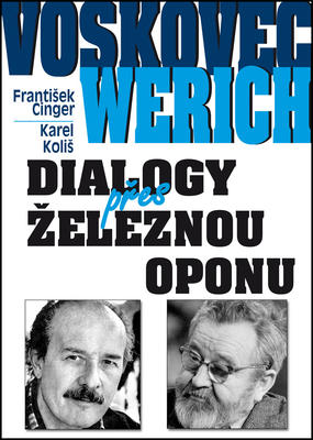 Obrázok Voskovec a Werich Dialogy přes železnou oponu