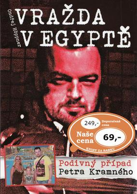 Obrázok Vražda v Egyptě Podivný případ Petra Kramného