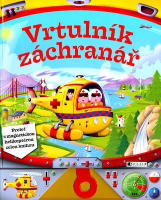 Obrázok Vrtulník záchranář