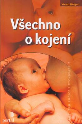 Obrázok Všechno o kojení