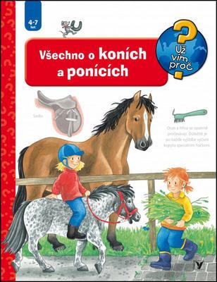 Obrázok Všechno o koních a ponících