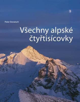 Obrázok Všechny alpské čtyřtisícovky