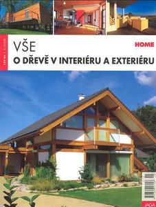 Obrázok Vše o dřevě v interiéru a exteriéru