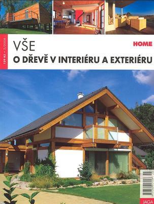 Vše o dřevě v interiéru a exteriéru