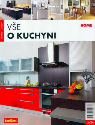 Obrázok Vše o kuchyni