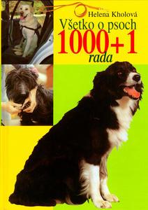 Obrázok Všetko o psoch 1000 + 1 rada
