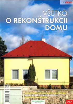 Obrázok Všetko o rekonštrukcii domu